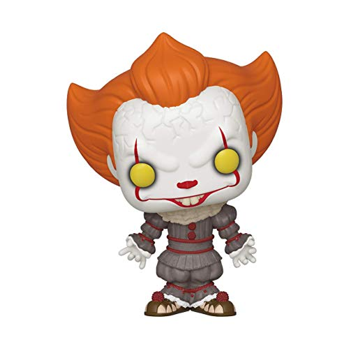 Funko Pop! Movies: It 2 -Pennywise with Open Arms, Multicolor, us one-Size