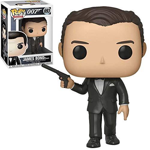 Funko Pop! Movies: James Bond - Pierce Brosnan (Goldeneye), Multicolor, us one-Size