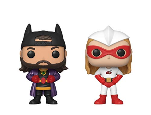 Funko Pop! Movies: Jay and Silent Bob - Bluntman and Chronic, Fall Convention Exclusive