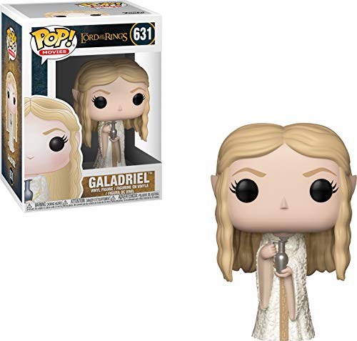 Funko Pop Movies: Lord of The Rings - Galadriel Collectible Figure, Multicolor