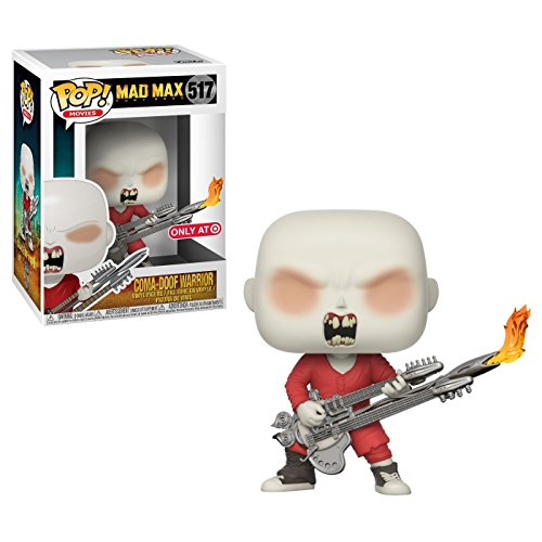 Funko Pop! Movies Mad Max Fury Road Coma-Doof Warrior #517