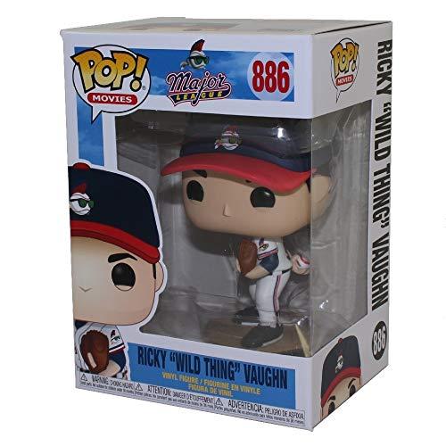Funko Pop! Movies: Major League - Ricky Vaughn (Styles May Vary)