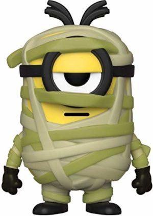 Funko Pop! Movies: Minions - Mummy Stuart, Multicolor (49788)