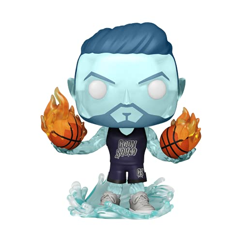 Funko Pop! Movies: Space Jam, A New Legacy - Wet/Fire