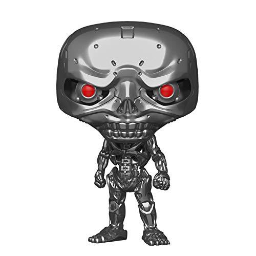 Funko Pop! Movies: Terminator Dark Fate - Rev - 9,Multicolor,3.75 inches