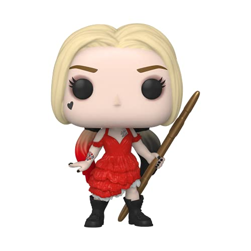Funko Pop! Movies: The Suicide Squad - Harley (Damaged Dress)