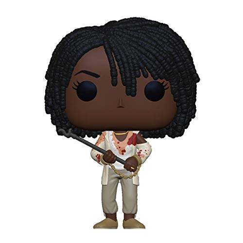 Funko Pop! Movies: Us - Adelaide with Chains & Fire Poker