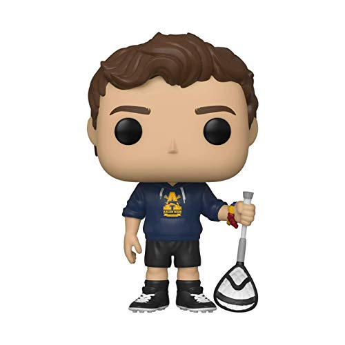 Funko Pop! Movies: to All The Boys - Peter with Scrunchie, Multicolor