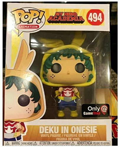 Funko Pop! My Hero Academia Deku in Onesie Exclusive Vinyl Figure