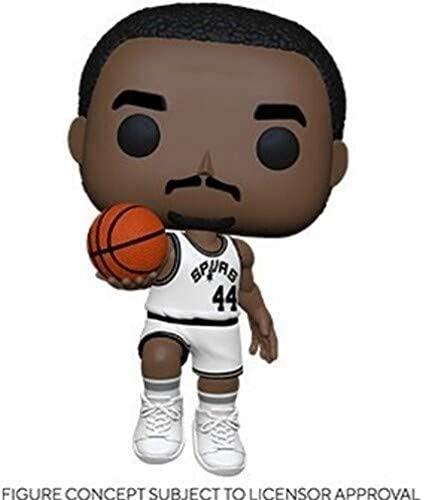 Funko Pop! NBA: Legends - George Gervin (Spurs Home)