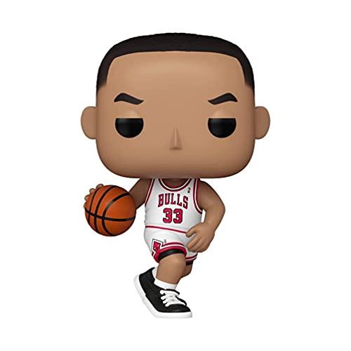 Funko Pop! NBA: Legends - Scottie Pippen (Chicago Bulls Home Jersey) Collectible Vinyl Figure