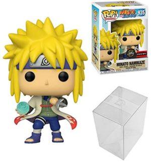 Funko Pop Naruto Shippuden Minato (Rasengan) Figure (AAA Anime Exclusive)