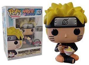 Funko Pop Naruto Uzumaki with Noodles Special Edition Exclusive
