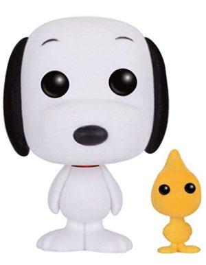 Funko Pop! Peanuts #49 Flocked Snoopy & Woodstock