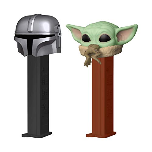 Funko Pop! Pez: Star Wars - The Child and Mandalorian 2-Pack