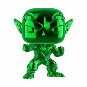 Funko Pop Piccolo Figure Chrome Green - Dragon Ball Z ECCC 2020