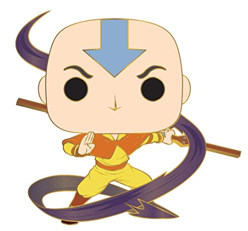 Funko Pop! Pin: Avatar - Aang (Styles May Vary)