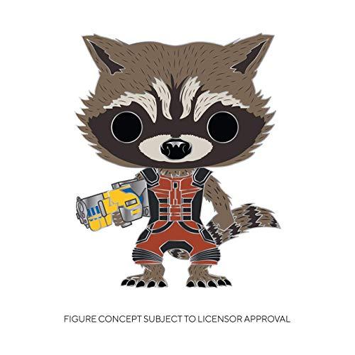Funko Pop! Pin: Marvel - Rocket