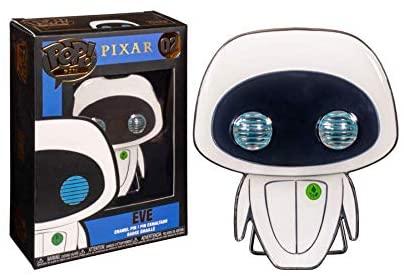 Funko Pop! Pin: Pixar - Eve Premium Enamel Pin
