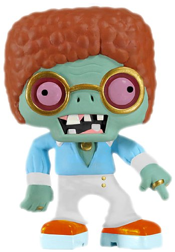 Funko Pop Plants vs Zombies: Disco Zombie