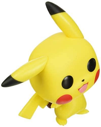 Funko Pop! Pokemon - Pikachu (Waving) Vinyl Figure