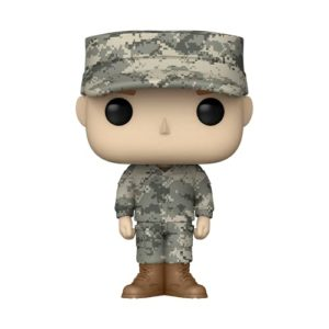 Funko Pop! Pops with Purpose: Military Army - Male