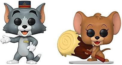 Funko Pop! Retro TV Cartoons - Tom and Jerry Set of 2