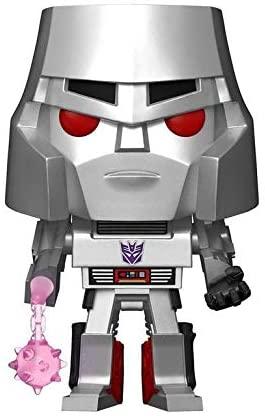 Funko Pop! Retro Toys #45: Transformers - Megatron with Energon Mace, GameStop Exclusive