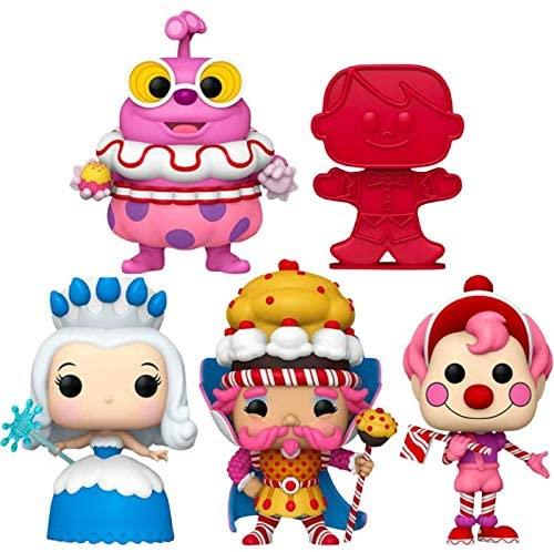 "Funko Pop! Retro Toys: Candyland Collectible Vinyl Figures, 3.75"" (Set of 5)"