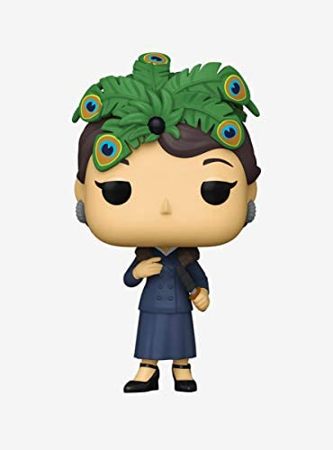 Funko Pop! Retro Toys Clue #52 Mrs. Peacock with The Knife Exclusive