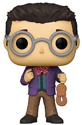 Funko Pop! Retro Toys: Clue - Professor Plum with Rope