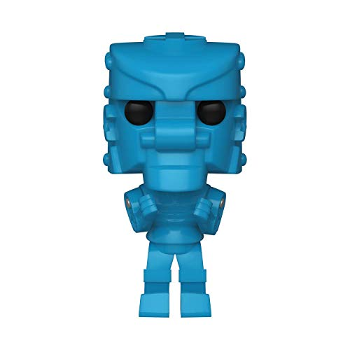Funko Pop! Retro Toys: Mattel - Rock'Em Sock'Em Robot, Blue