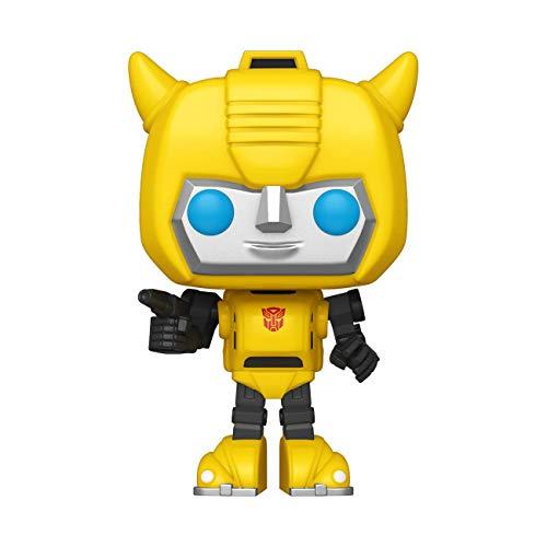 Funko Pop! Retro Toys: Transformers - Bumblebee, Multicolour