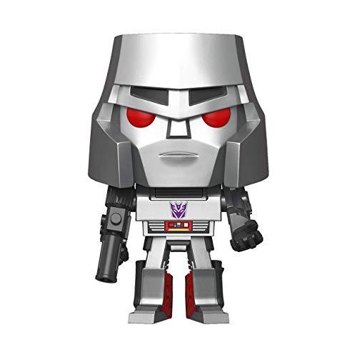 Funko Pop! Retro Toys: Transformers - Megatron, Multicolour