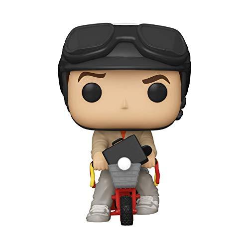 Funko Pop! Ride: Dumb & Dumber - Lloyd with Bicycle Vinyl Figure