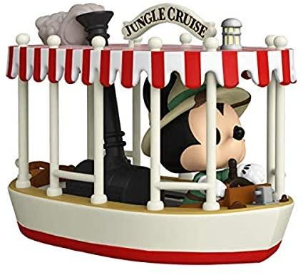 Funko Pop! Rides: Jungle Cruise - Skipper Mickey with Boat
