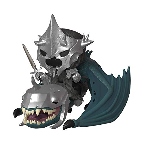 Funko Pop! Rides: Lord of The Rings - Witch King with Fellbeast, Multicolor