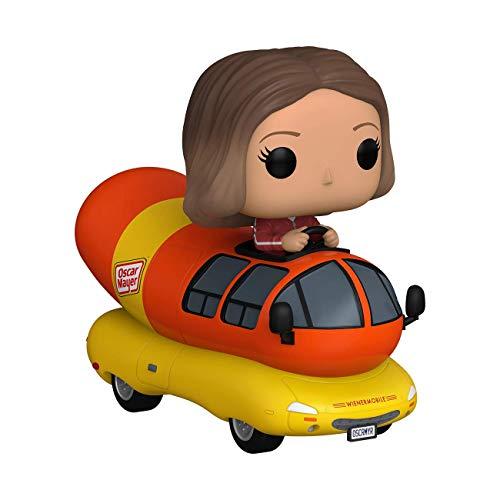 Funko Pop! Rides: Oscar Mayer - Wienermobile Vinyl Figure