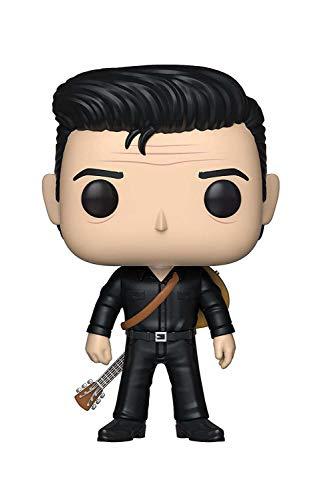 Funko Pop! Rocks: Johnny Cash - Johnny Cash in Black, Standard