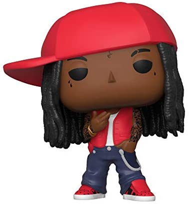 Funko Pop! Rocks: Lil Wayne,Multicolor