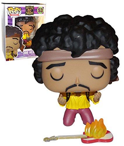 Funko Pop Rocks: Music - Jimi Hendrix Monterey Pop! - Exclusive