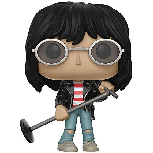 Funko Pop Rocks: Music - Joey Ramone Toy Figure