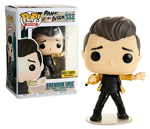 Funko Pop! Rocks: Panic! At The Disco - Brendon Urie (Exclusive)
