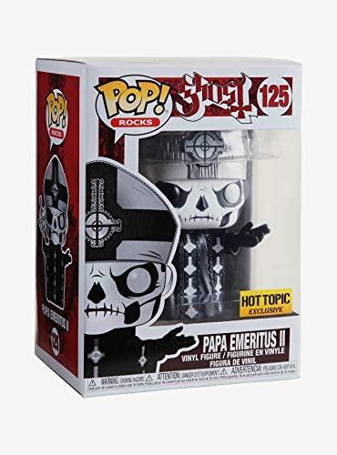 Funko Pop! Rocks Papa Emeritus II Exclusive #125
