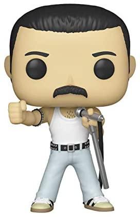 Funko Pop! Rocks: Queen - Freddie Mercury Radio Gaga 1985