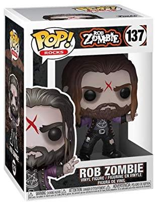 Funko Pop! Rocks: Rob Zombie