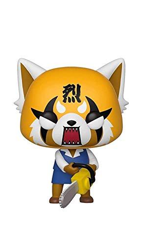 Funko Pop! Sanrio: Aggretsuko - Retsuko with Chainsaw, Multicolor