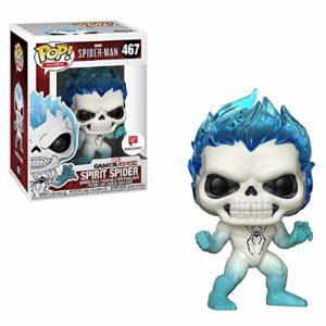Funko Pop Spider-Man Spirit Spider #467 Exclusive