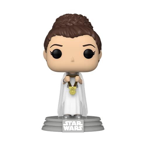 Funko Pop! Star War: Across The Galaxy - Princess Leia (Yavin Ceremony), Amazon Exclusive