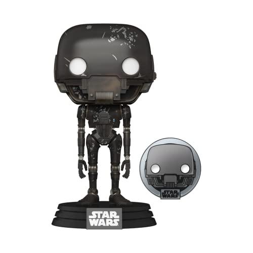 Funko Pop! Star Wars: Across The Galaxy - K-2SO (Jedha) Amazon Exclusive